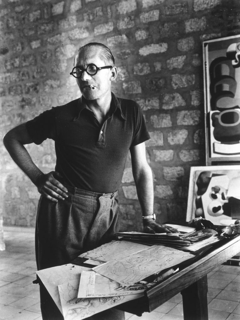 Le Corbusier, une architecture à hauteur d'homme