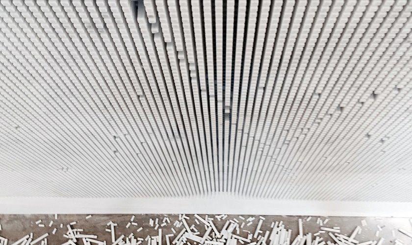 Les pixels de marbre de Paolo Ulian