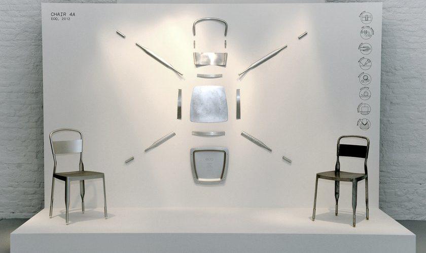 Al(l), les projets en aluminium de Michael Young