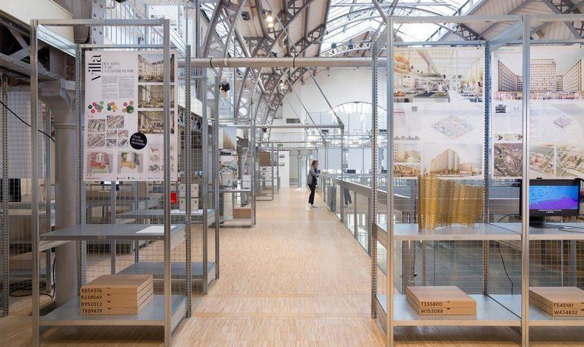 Réinventer Paris au Pavillon de l'Arsenal
