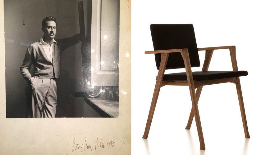Une rétrospective consacrée à Franco Albini à l'Institut culturel italien