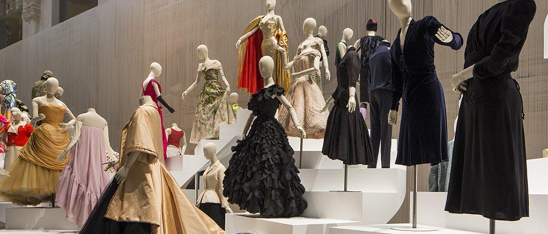 Fashion Forward : 3 siècles de mode aux Arts Décoratifs de Paris