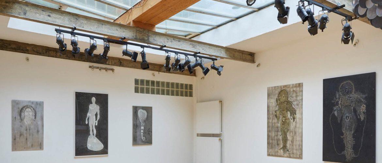 La galerie Eko Sato expose Eudes Menichetti