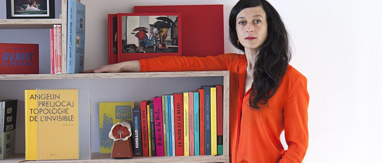 Agnès Dahan, la danse des corpus graphiques