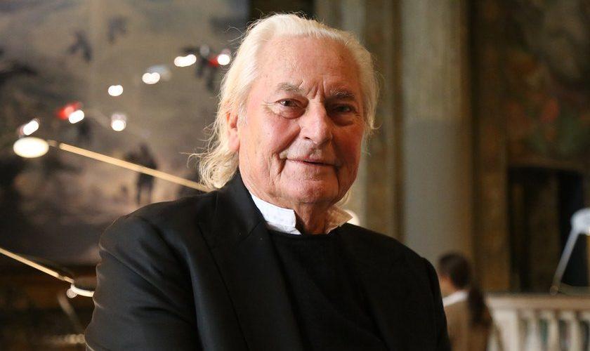 Ingo Maurer dans l'église San Paolo Converso à Milan