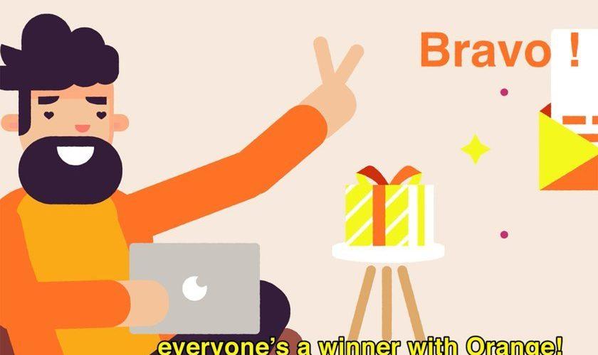 Orange donne la main aux designers