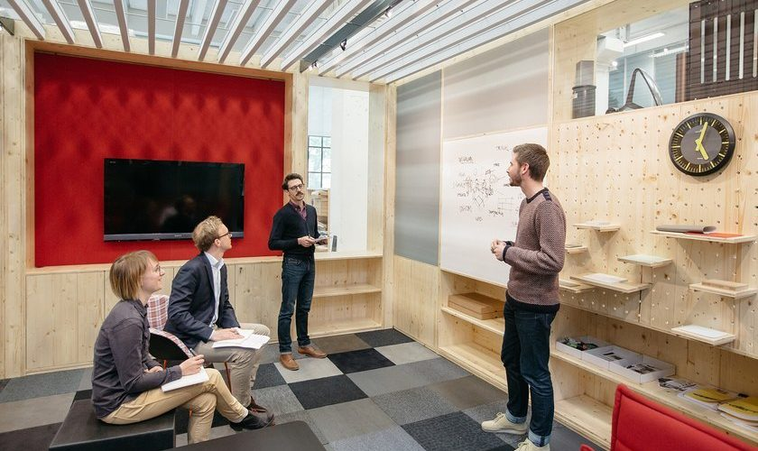 L'Arep Design Lab ouvre les horizons de la SNCF