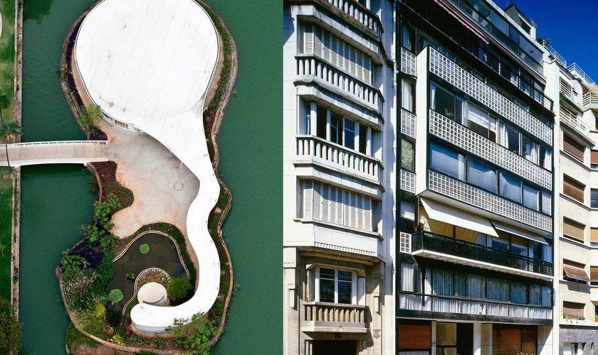 Oscar Niemeyer et Le Corbusier au Patrimoine Mondial de l'Unesco