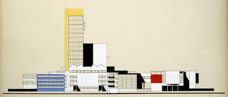 Architecture Formes Couleur au Musée Fernand Léger
