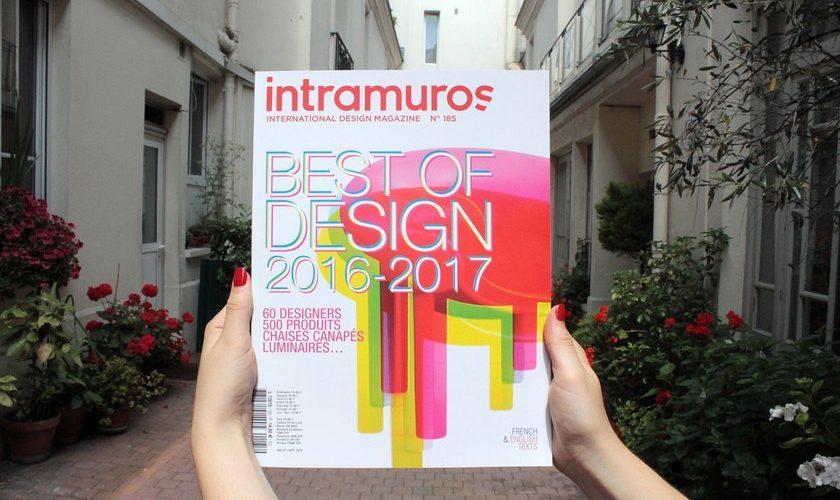 Sortie du numéro #185 – Best of Design