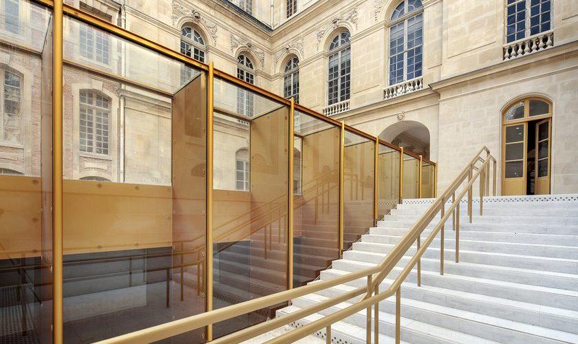 Dominique Perrault réhabilite le Pavillon Dufour à Versailles