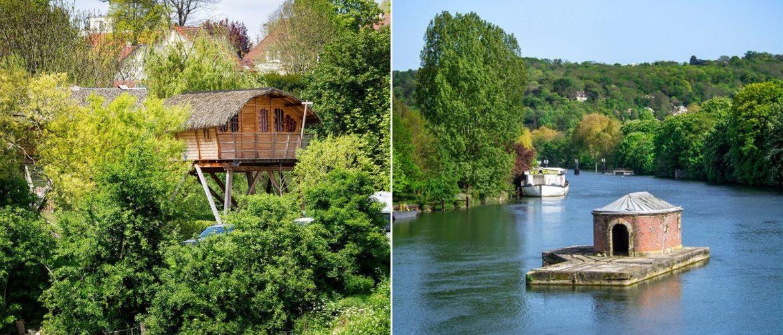 Explorer les îles de la Seine avec le Pavillon de l'Arsenal