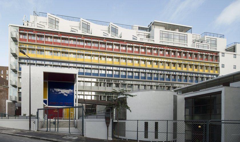 """""""L'usine à guérir"""" de Le Corbusier rénovée"""