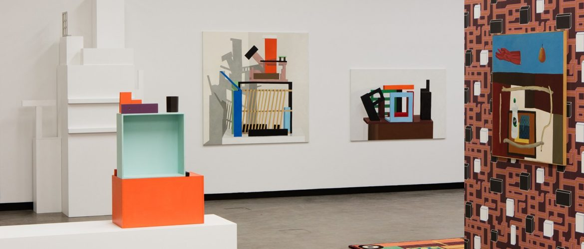 """Big objects not always silent"", la rétrospective Nathalie du Pasquier à Vienne"