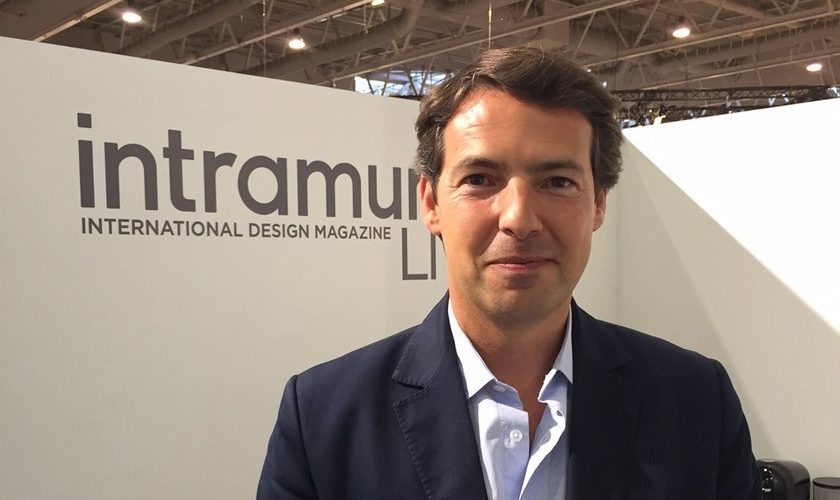 Interview filmée d'Emmanuel Gagnez, PDG de Sammode, à l'occasion de Maison & Objet