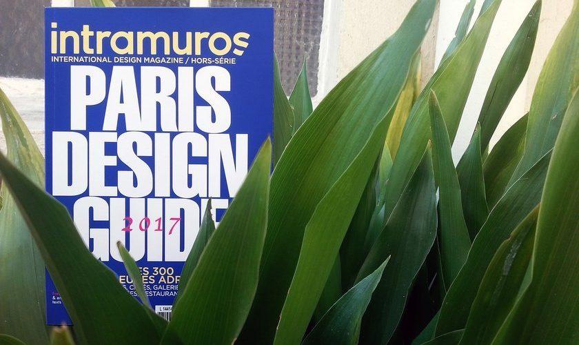 Sortie du Paris Design Guide 2017 : les 300 meilleures adresses du design à Paris