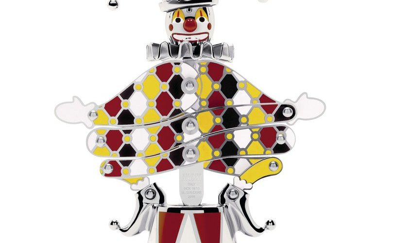 "Nouvelle collection ""Alessi Circus"" par Marcel Wanders"