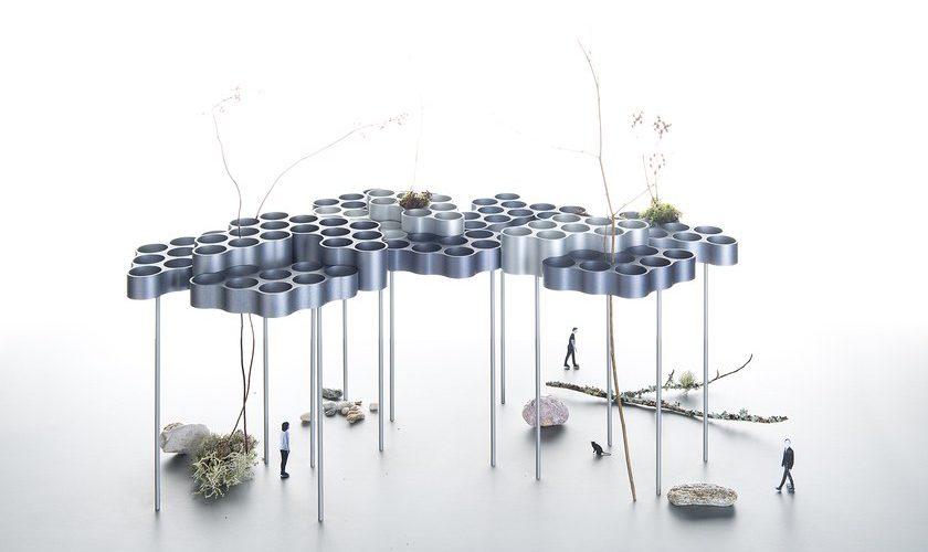Les rêveries urbaines des Bouroullec au Vitra Design Museum