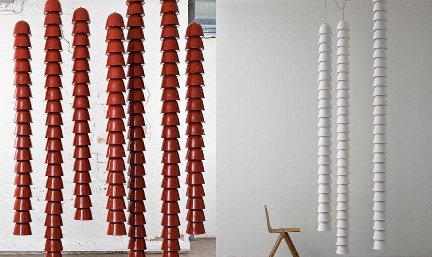 «Chaînes» de Ronan et Erwan Bouroullec à la galerie kreo