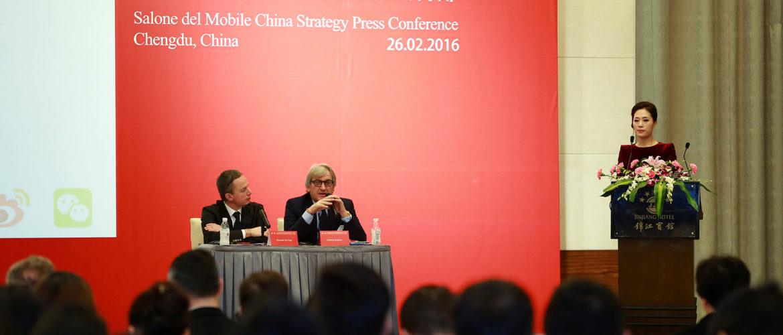 Première édition du Salone del Mobile Shanghai du 19 au 21/11