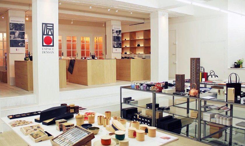 """""""Densan"""". Des pièces artisanales japonaises à la Maison Wa, à Paris"""