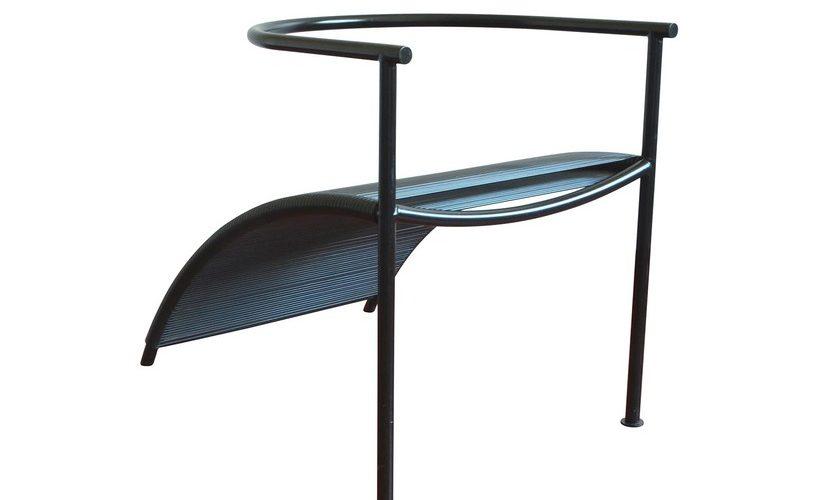 """Philippe Starck. """"Le noir des années 1980"""""""