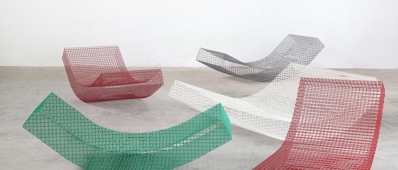 """Muller Van Severen présentent """"Wire S#"""" à la Solo Galerie"""