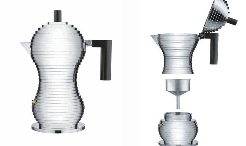 Pulcina de Michele de Lucchi pour Alessi remporte le prix Good Design 2016