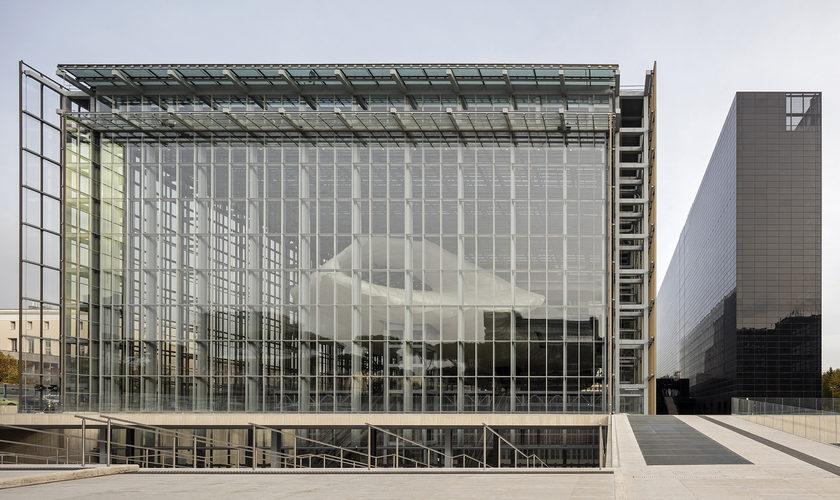 Le nouveau Palais des Congrès romain par le Studio Fuksas