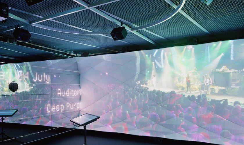 L'EPFL+ECAL Lab fait revivre 50 ans de Montreux Jazz Festival