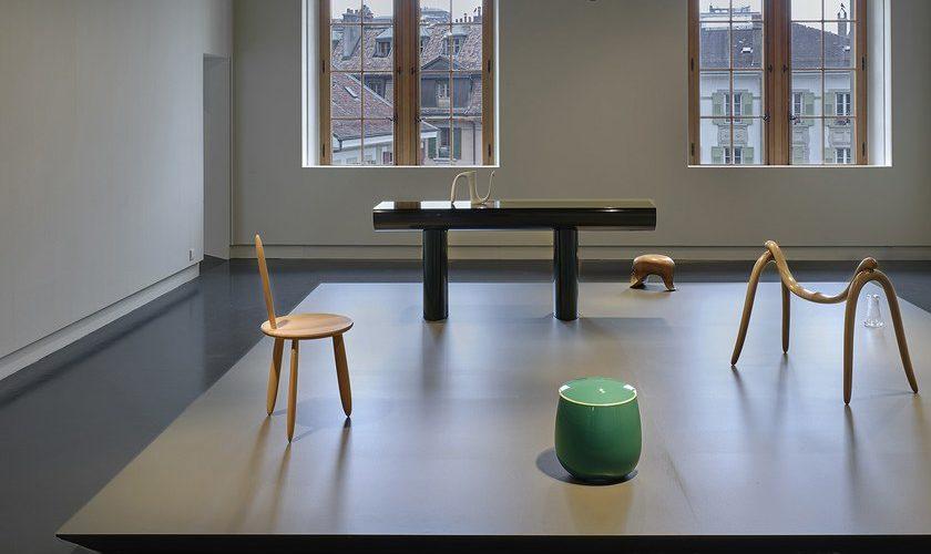 Le designer Aldo Bakker invite à une pause au mudac