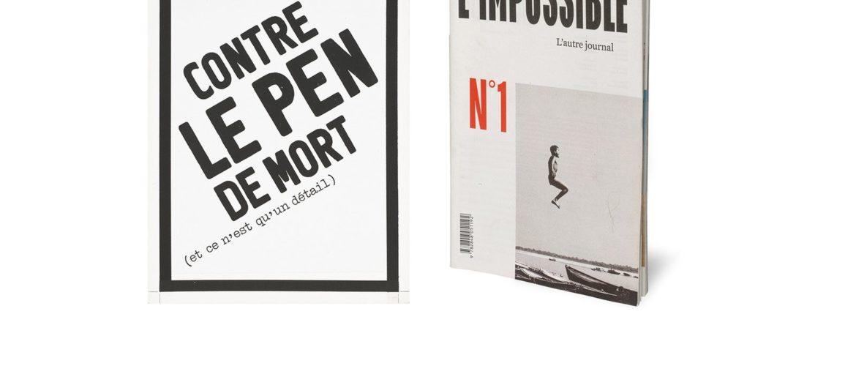 Design graphique: le musée des Arts Décoratifs expose ses acquisitions récentes