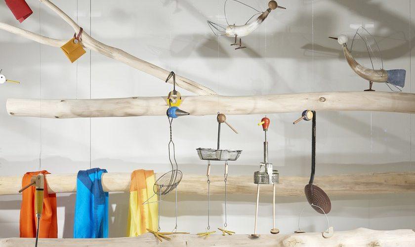 Les oiseaux de Julio Villani migrent chez Hermès