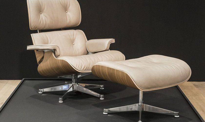 La Lounge Chair de Charles et Ray Eames