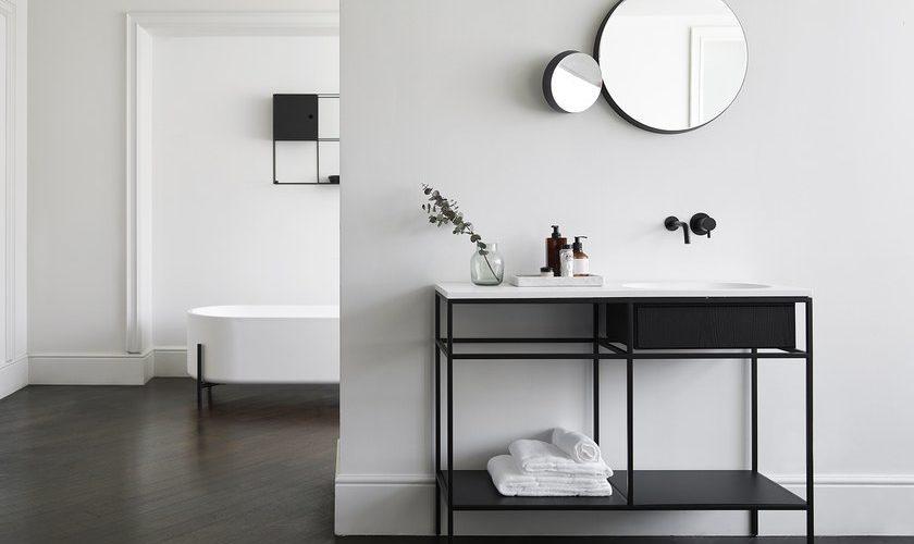 Ex.t, salles de bains essentielles