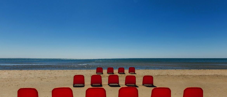 « Design à la plage » : les 5.5 Designers à La Grande Motte