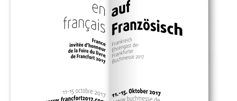 Francfort en français, Frankfurt auf französich