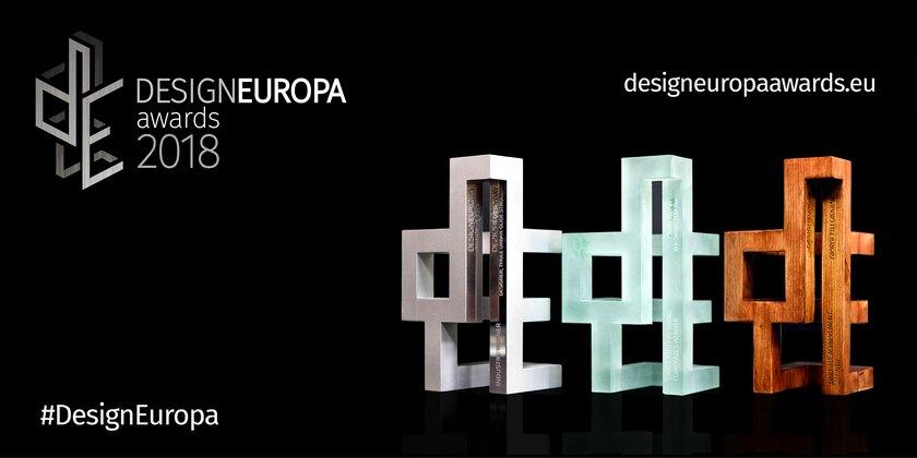 La deuxième édition des prix DesignEruopa est ouverte
