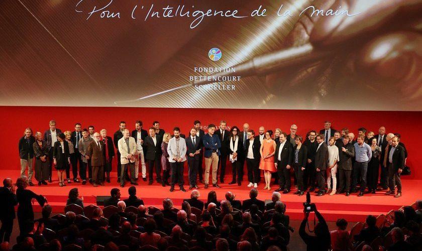 OUVERTURE DE L'ÉDITION 2018 DU PRIX POUR L'INTELLIGENCE DE LA MAIN