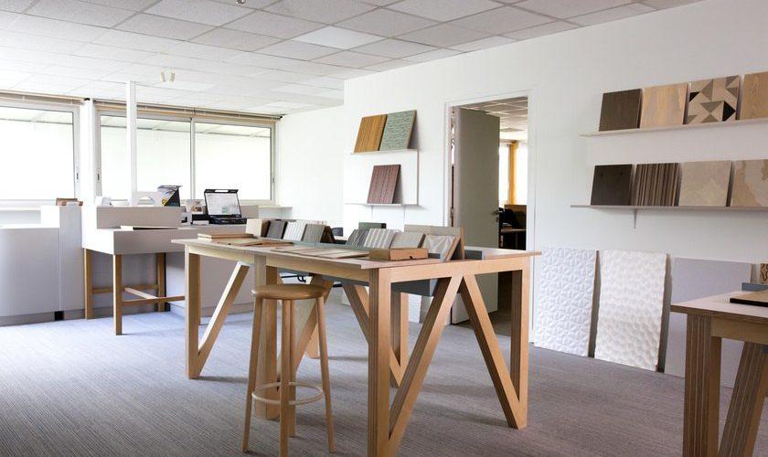 Ober Surfaces ouvre sa Matériauthèque à Saint-Ouen