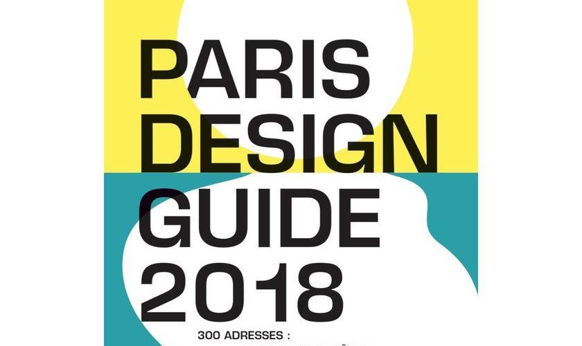 Paris Design Guide 2018