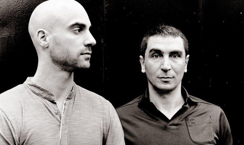 Normal Studio, Eloi Chafaï et Jean-François Dingjian en aller-retour