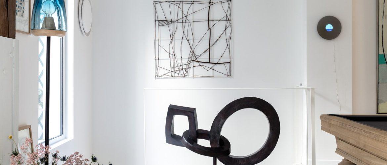 Noir-matière à la galerie Zeuxis