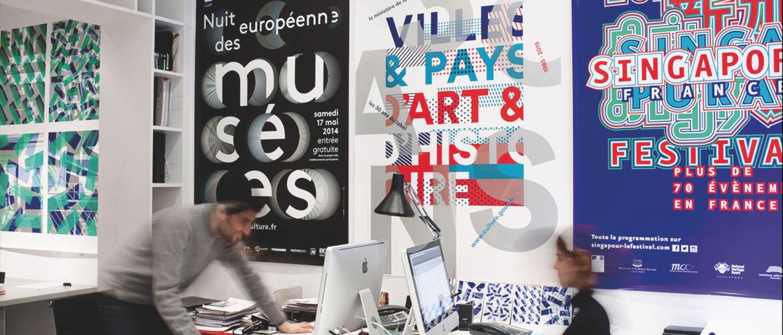 Le studio Des Signes investit la librairie Artazart