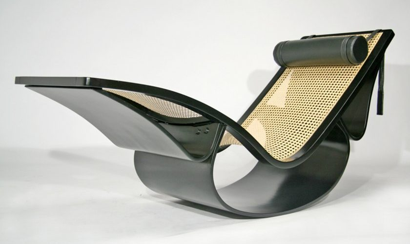 La chaise longe de Rio de Oscar Niemeyer