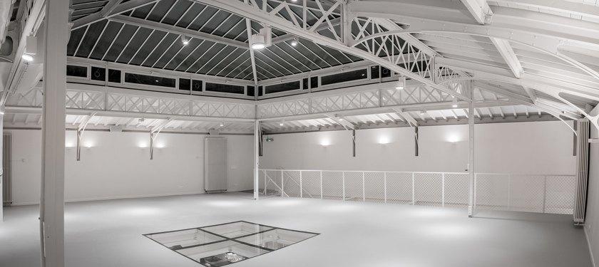 Le showroom RBC à Paris, entre architecture et design