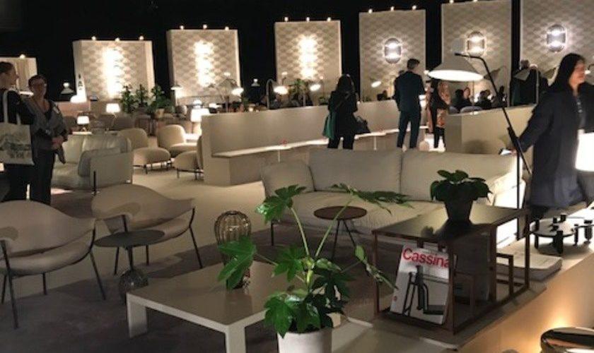 Le salon du meuble et du luminaire de Stockholm a ouvert ses portes hier