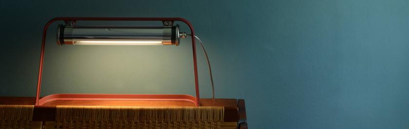 La lampe Astrup de Studio Sammode