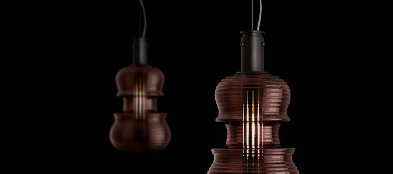 Sergi Ventura & sa collection de luminaires