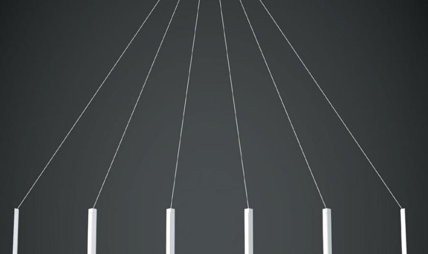 La luminaire U5 d'Arpel Lighting